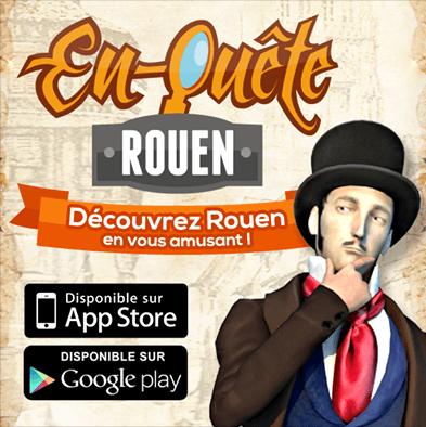 En quête Rouen
