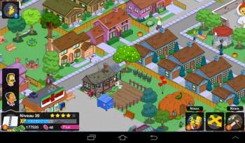 Les Simpsons Springfield