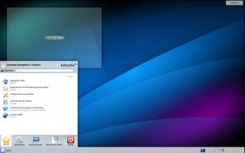 Utilisation de Kubuntu