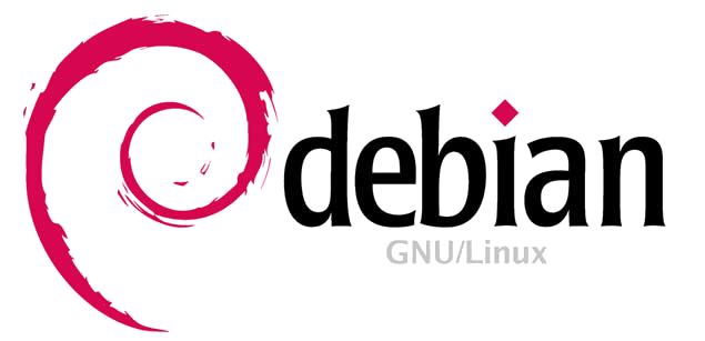 Logo de la distribution Debian