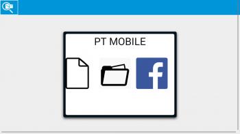 Packet Tracer Mobile - écran d'accueil