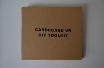 Cardboard VR DIY Toolkit : emballage