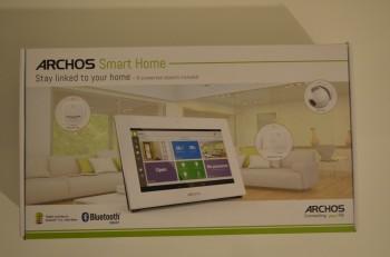 La boite Archos Smart Home