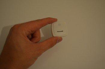 Archos Smart Home : capteurs de température et d'hygrométrie