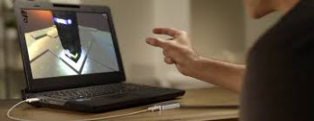 Touchless Leap Motion