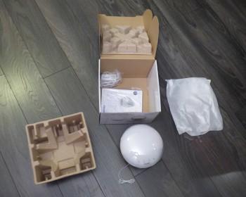 Philips HF3520 : le contenu de la boîte
