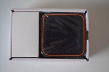 BTSP20 : la boîte de l'enceinte
