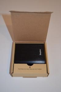 L'emballage de la batterie Externe 10400mAh de EasyAcc