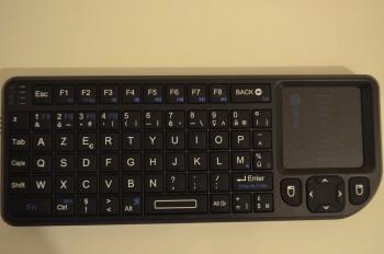 Le clavier sans fil iClever