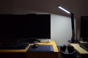 Lampe de bureau LED Aukey