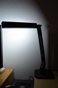 La lampe peut être orientée comme on le souhaite