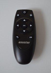 La Télécommande Asustor pour les NAS compatibles