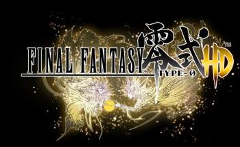 Logo du jeu Final Fantasy Type-0 HD