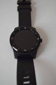 LG G Watch R : la montre connectée de LG