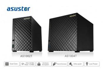 Annonce des nouveaux NAS Asustor de série 10 qui ciblent l'entrée de gamme