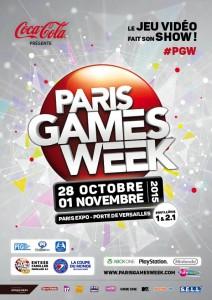 L'affiche de la PGW2015