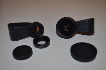 Voici les lentilles pour smartphone PL-A1