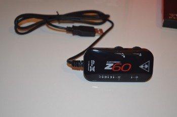 L'unité de contrôle se branche en USB sur le PC