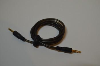 La boite contient également un câble mini-jack 3.5 mm