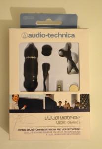 Micro Cravate Audio-Technica