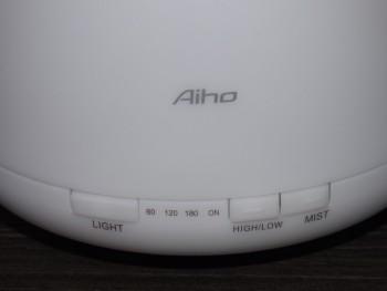 Le diffuseur possède 3 boutons de contrôle
