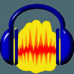 Logo du logiciel d'enregistrement et de montage audio Audacity