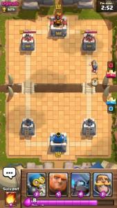 L'objectif : détruire les bâtiments ennemis en protégeant les siens
