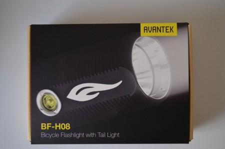 Kit d'éclairage pour vélo avec fonction batterie externe