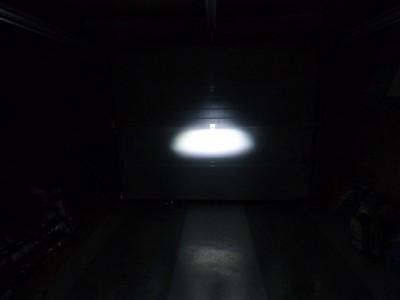 Voici l'éclairage d'origine d'un Rockrider 500