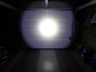 Le kit Avantek éclaire bien mieux que les lampes d'origine
