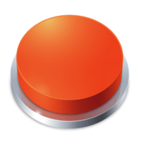Le logo de la version française du jeu Appuierez-vous sur le bouton