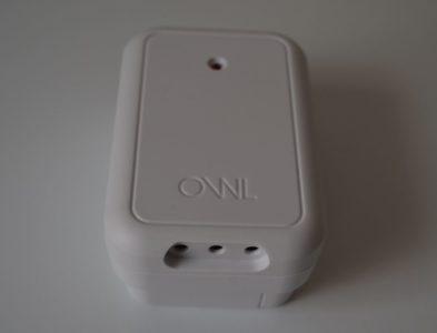 Le transmetteur dispose de 3 prises pour pinces ampèremétriques (pour les installations triphasées)