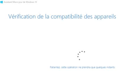 Étape 06 : Windows vérifie que tout est OK