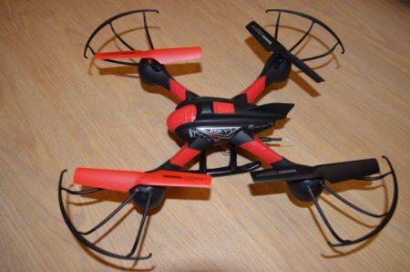 Un drone avec caméra, Wifi et FPV à moins de 50 €