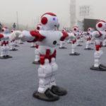 VDWE#96 : La danse des robots, nouveau record du monde