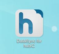 Étape 04 : lancez l'application avec l'icône présente sur le bureau