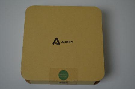 La boite des Écouteurs Bluetooth Sport Aukey EP-B4