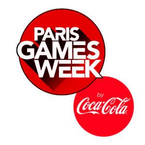 Le logo de la Paris Games Week 2016
