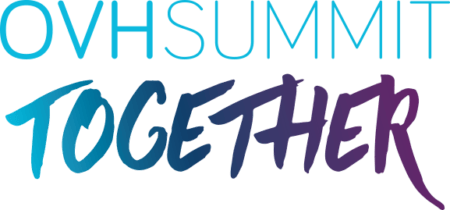 Logo OVH SUMMIT 2016