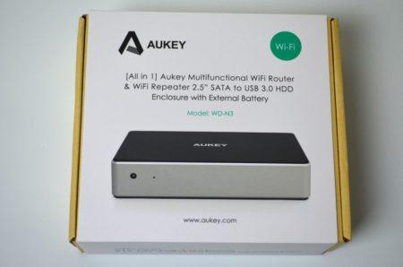 Routeur Wi-Fi, répéteur Wi-Fi, boitier pour disque dur 2,5' et batterie externe