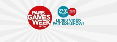PGW16 du 27 au 31 octobre 2016