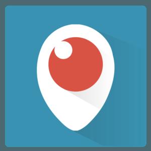 Periscope est une application permettant de diffuser de la vidéo en direct