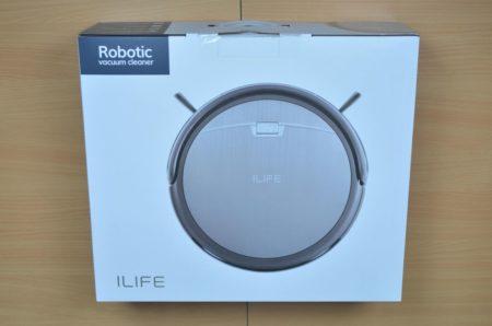 La bopite de l'aspirateur robot iLIFE A4