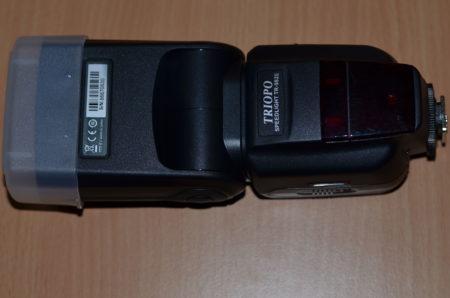 Flash externe pour appareil Nikon et Canon