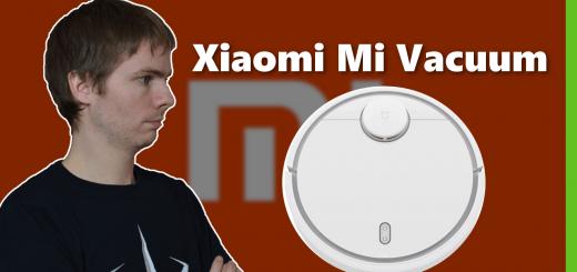Mi Vacuum Robot : l'aspirateur robot de Xiaomi