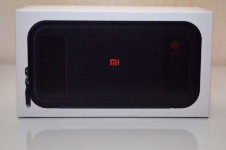 La boite du casque de réalité virtuelle de Xiaomi