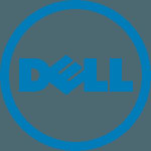 Le logo de la marque Dell (en 2010)
