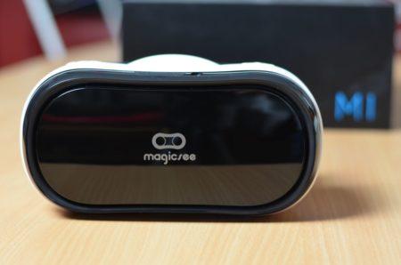 MagicSee M1 : un casque VR avec écran intégré