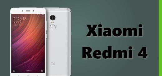 Test du Xiaomi Redmi 4