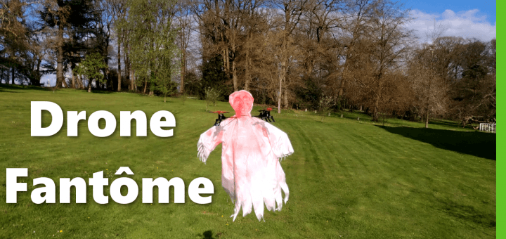Un Drone fantôme